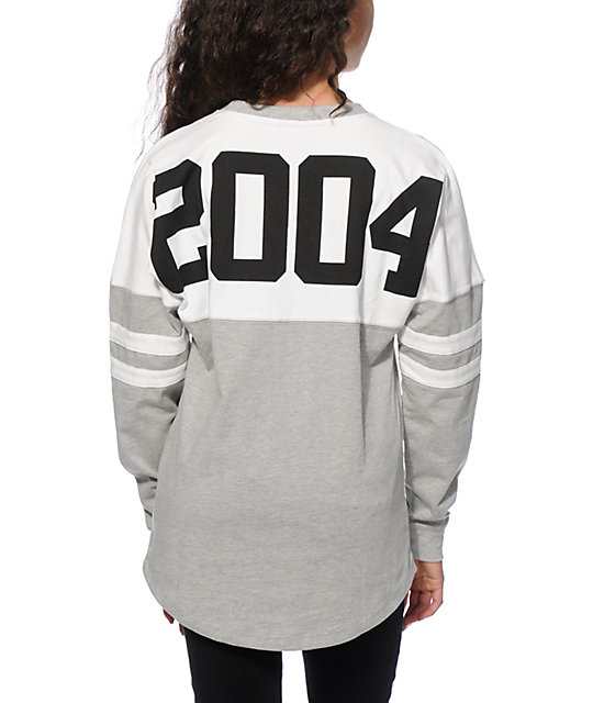 ab17238d Married To The Mob MMTM Varsity Long Sleeve T-Shirt | Zumiez