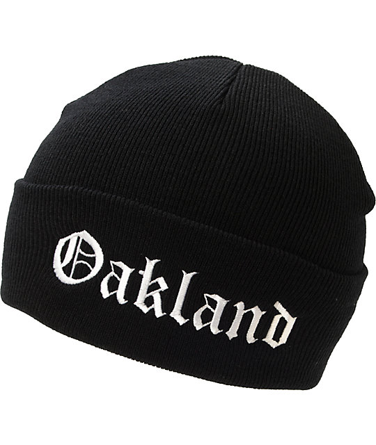 Married To The Mob x Lil Debbie Oakland Cuff Beanie
