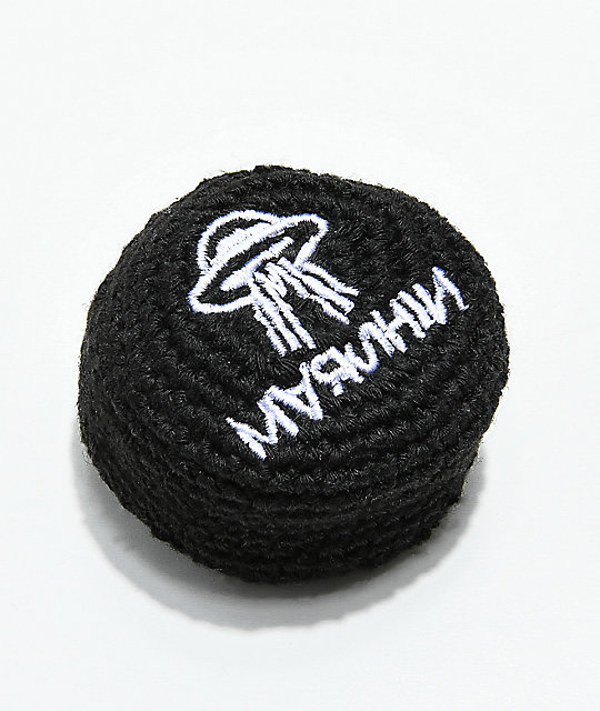 Marshin Black Hacky Sack