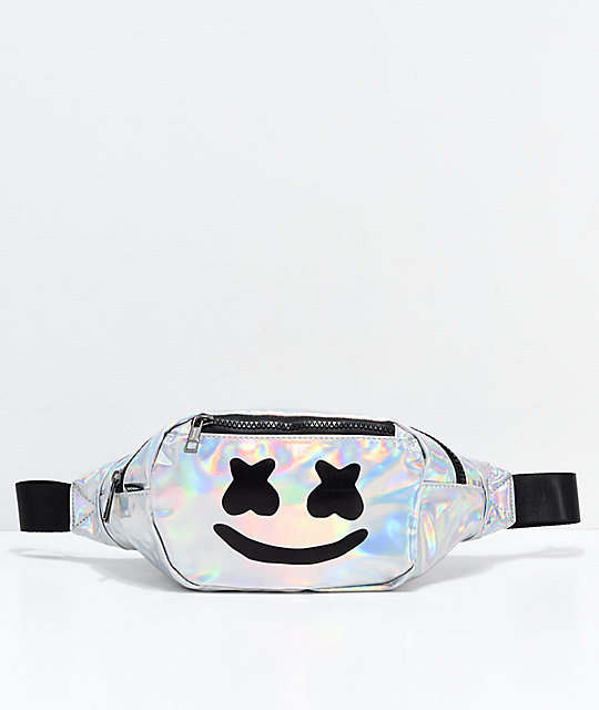 Marshin Oil Slick Fanny Pack