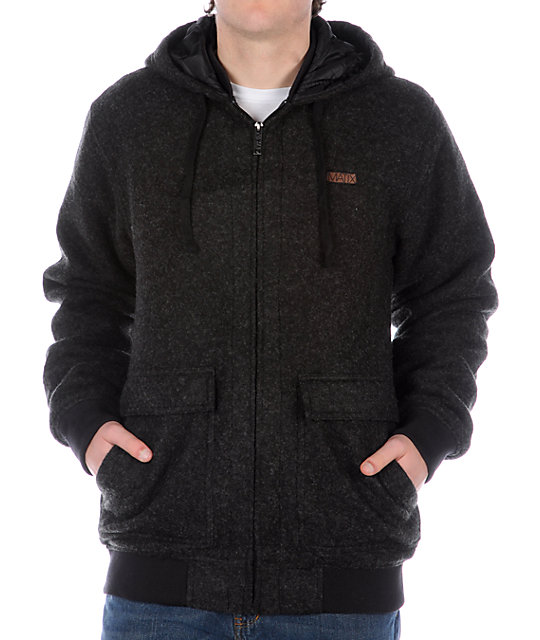 Matix Fortified Grey Jacket