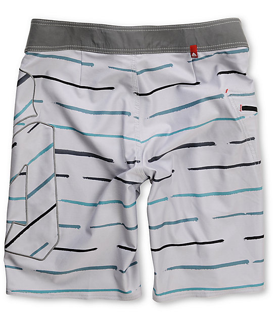 Matix Kling Cruiser Grey Board Shorts