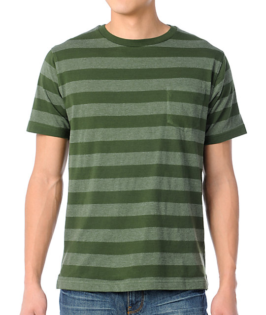 Matix Marc Johnson Dover Green Knit T-Shirt