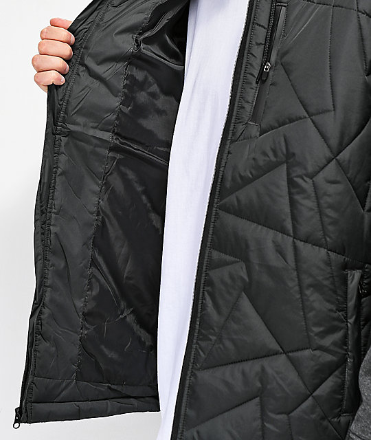 Matix Pinnacle Asher Charcoal 2Fer Jacket