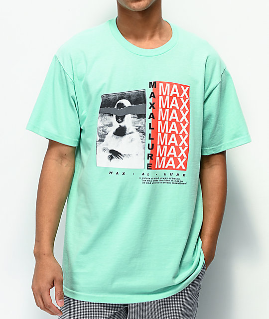 Maxallure Finer Things Green T-Shirt