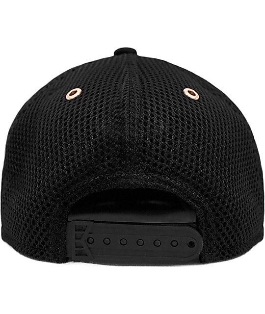 ... Melin Majesty Black Snapback Hat ... 6a978574813e