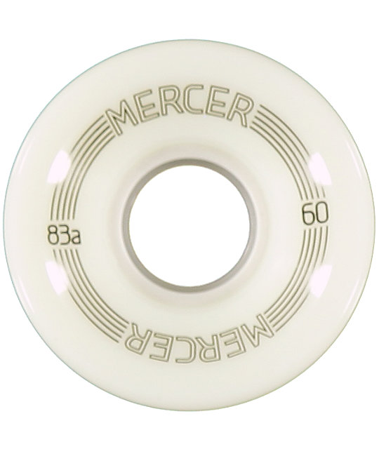 Mercer 60mm Glow In The Dark Cruiser Wheels