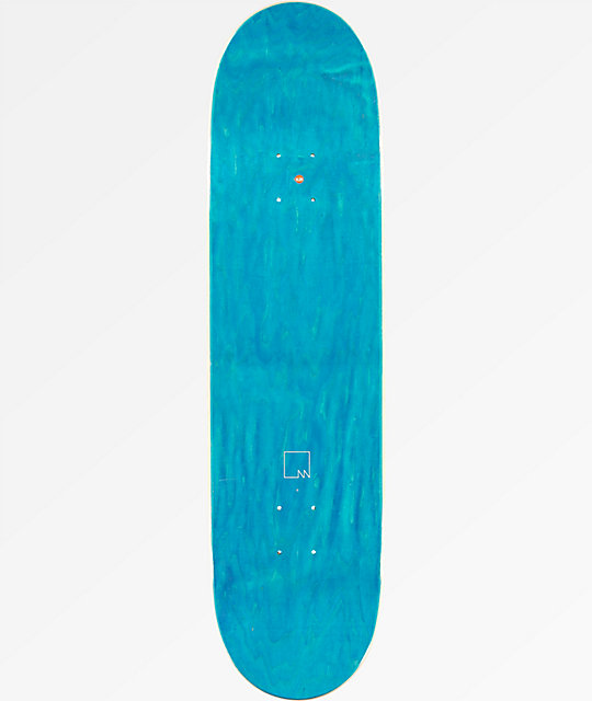 "Meridian Skateboards Lift Off 8.25"" tabla de skate en blanco"
