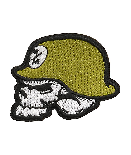 Metal Mulisha 2 Helmet Patch