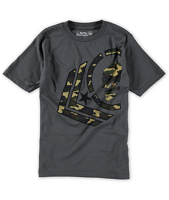 75a17fd74 Metal Mulisha Boys Markets T-Shirt | Zumiez