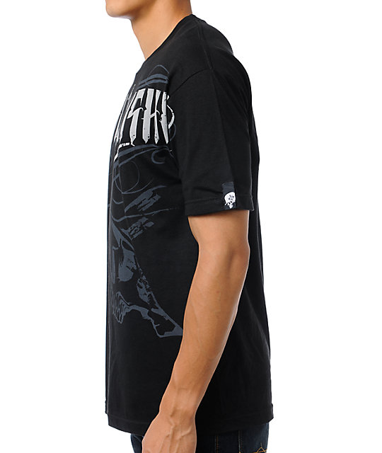 Metal Mulisha Eager Black T-Shirt