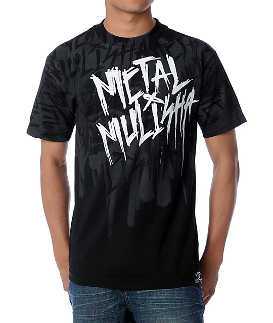 Metal Mulisha Harm Black T-Shirt