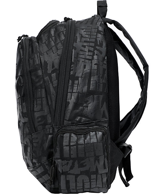 Metal Mulisha Haste Black Backpack