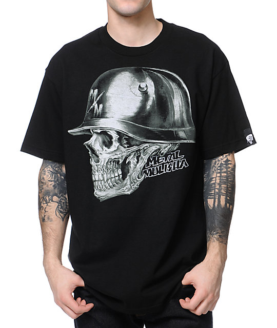 Metal Mulisha Pitted Black T-Shirt