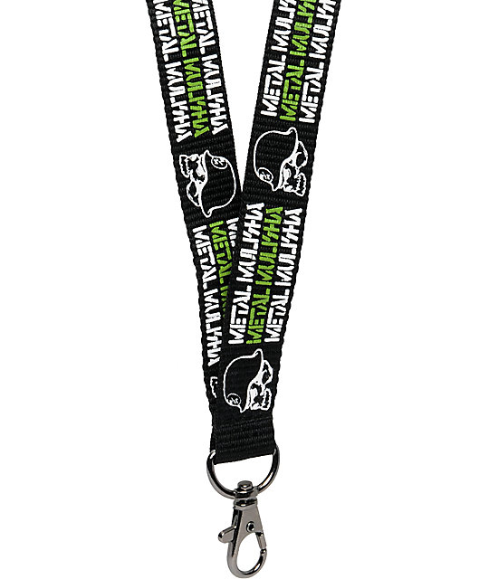 Metal Mulisha Promote Lanyard