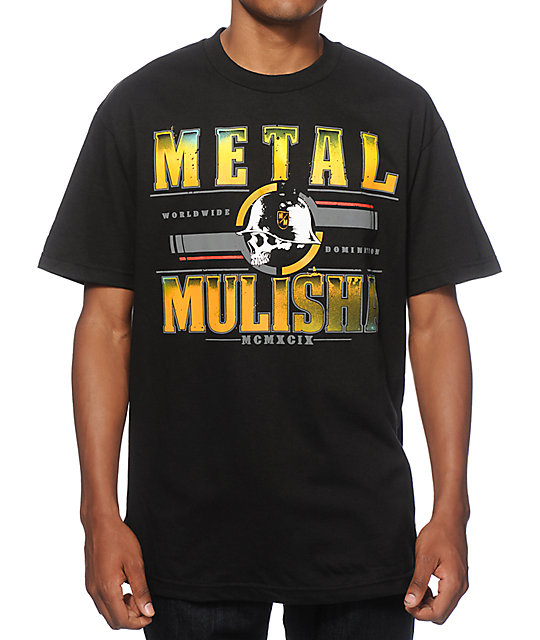 Metal Mulisha Pulse camiseta