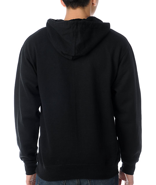 Metal Mulisha Splinter Black Pullover Hoodie