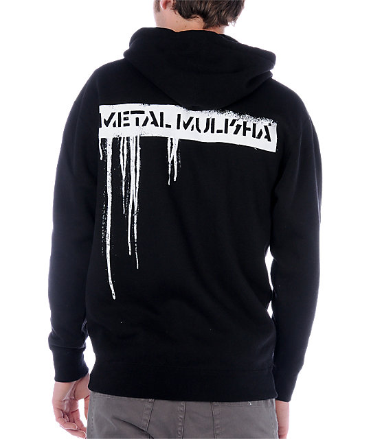 Metal Mulisha Unit Black Hoodie
