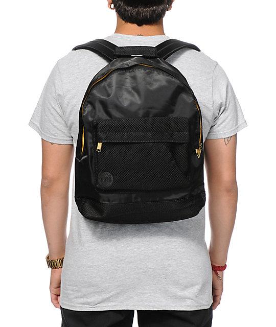 Mi Pac Satin Mesh Backpack Zumiez