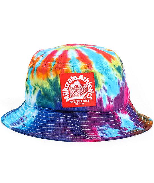 Milkcrate OG Tie Dye Bucket Hat  ac08d270bb5