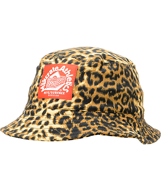 2f502db42e98b ... usa odd future all over donut bucket hat at zumiez pdp milkcrate safari  leopard print bucket