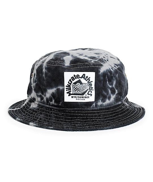 136c98f11 Milkcrate Tie Dye Bucket Hat