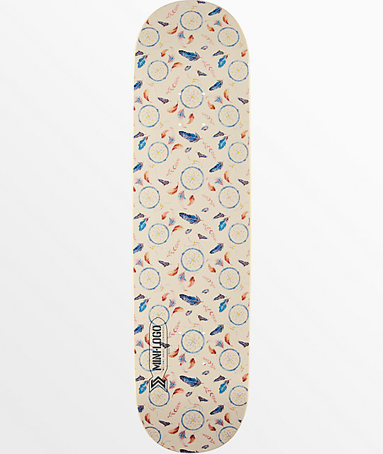 Mini Logo Dream Catcher 825 Skateboard Deck Zumiez