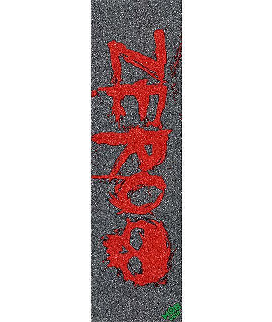 Mob Grip x Zero Blood Skull Graphic Grip Tape