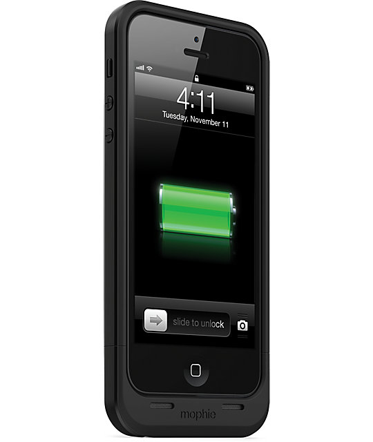Mophie Juice Pack Air Black iPhone 5 Case