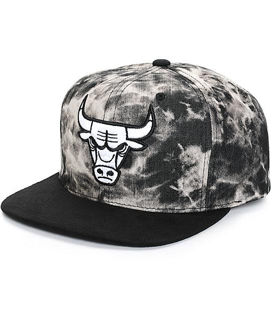 e306ba74cb74b NBA Mitchell and Ness Bulls Dyed gorra snapback ...
