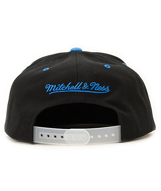 NBA Mitchell and Ness Magic XL Reflective Snapback Hat