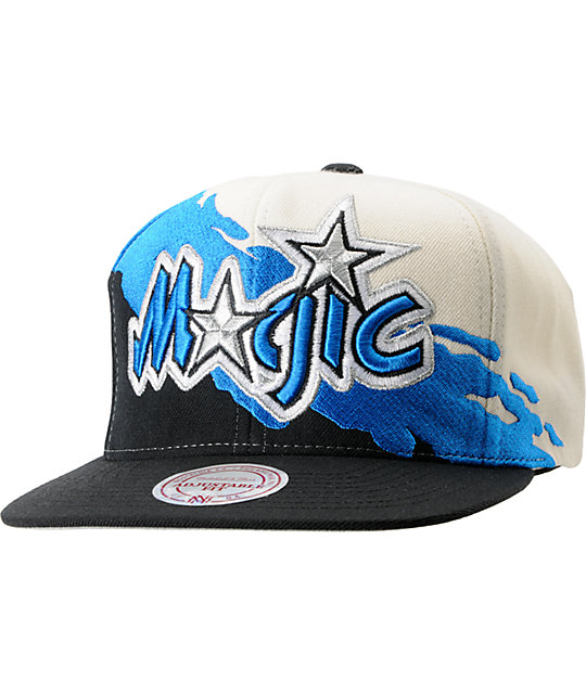 af6c3d556ad ... france nba mitchell and ness orlando magic paintbrush snapback hat  7f7a1 4c048