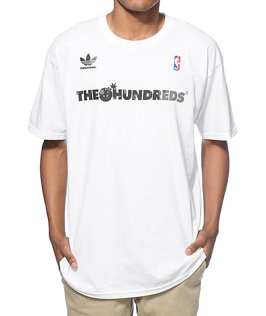 t-shirt nba adidas