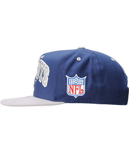 c7dcc9bc058 ... NFL Mitchell and Ness Dallas Cowboys Snapback Hat