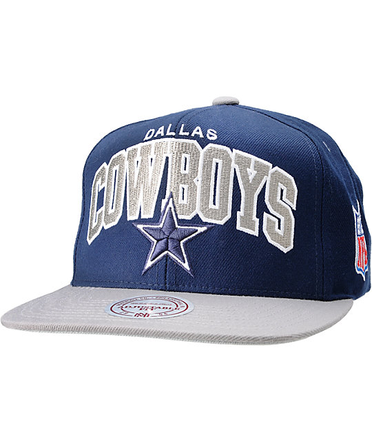NFL Mitchell and Ness Dallas Cowboys Snapback Hat  c91dd3cab