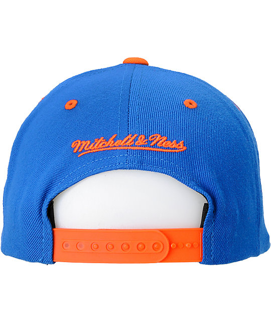 NFL Mitchell and Ness Denver Broncos Snapback Hat