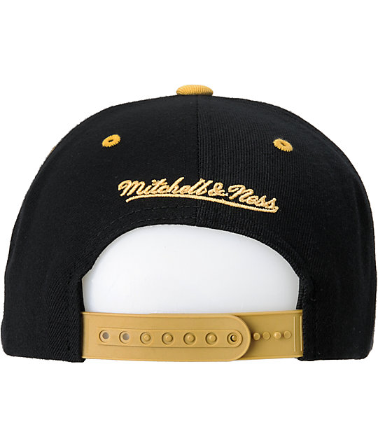 NFL Mitchell and Ness New Orleans Saints Snapback Hat