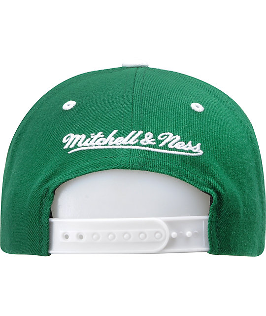 NFL Mitchell and Ness New York Jets Flashback Snapback Hat