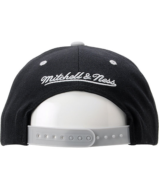 NFL Mitchell and Ness Oakland Raiders Snapback Hat