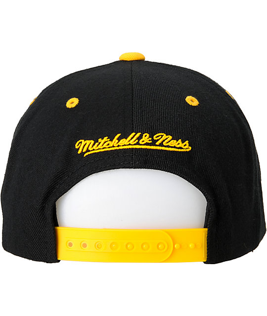 ... NFL Mitchell and Ness Pittsburgh Steelers Snapback Hat 0c9d651b2