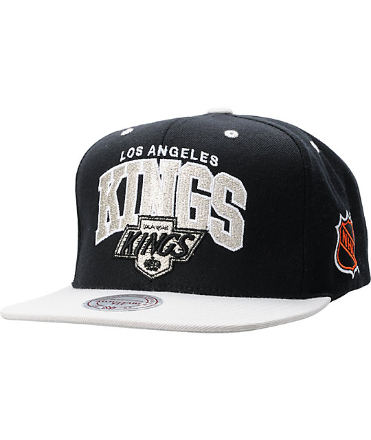 NHL Mitchell And Ness Los Angeles Kings Snapback Hat  0f89bfe547e