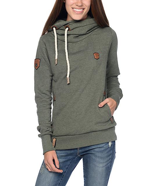 Naketano LORENZO II Hoodie grey | Fashion, Cute fashion