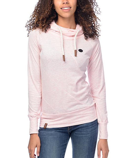 Naketano Mandy IX Candy Pink Hoodie