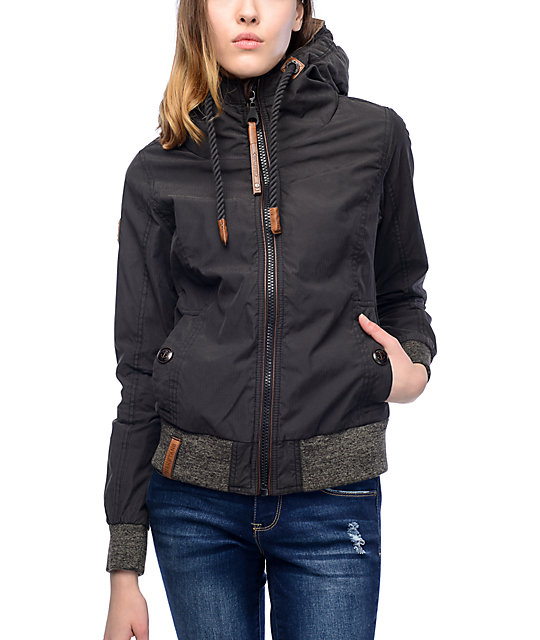 Naketano Schnipp Schnapp Black Jacket