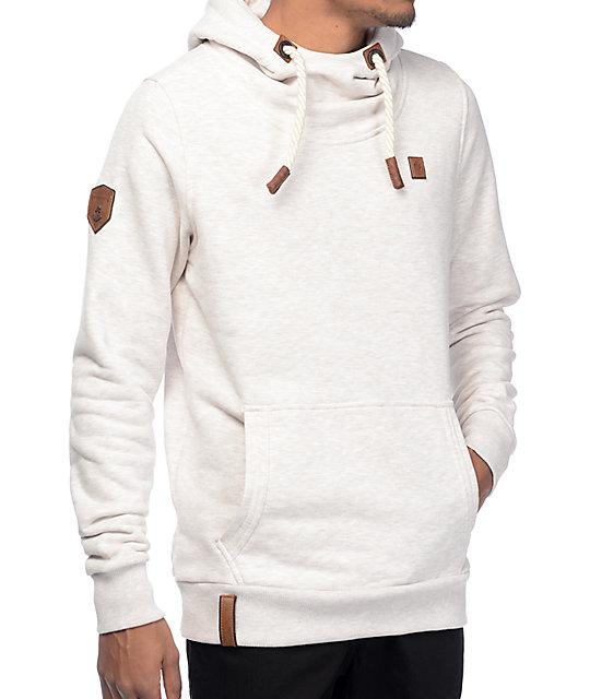 naketano fleecejacke xl, Naketano Male Zipped Hoody