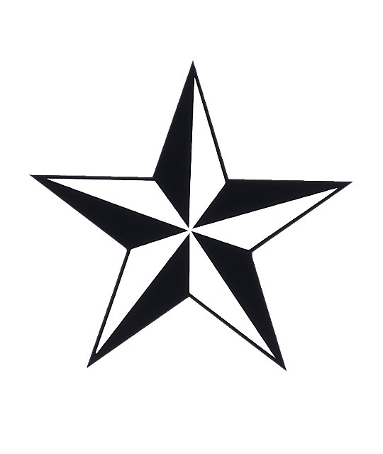 Nautical Star Die-Cut