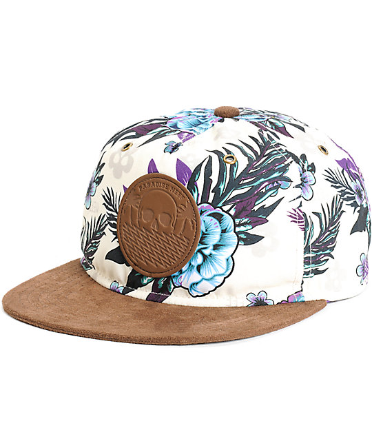 Neff Astro Floral Snapback Hat