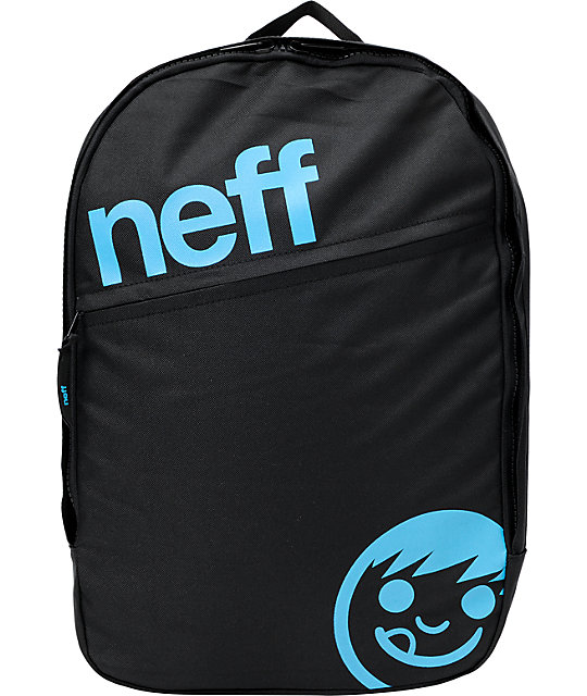 Neff Daily Black Backpack