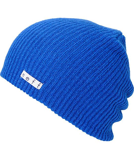 Neff Daily Blue Beanie  2ab9199f80e