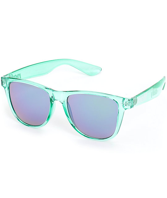 NEFF Sunglasses Daily Ice Teal Green t0vhFMstT